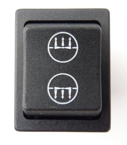 3 Way Air Vent Switch