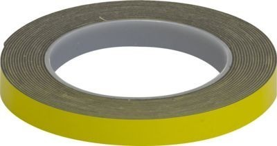 Double Sided Yellow Tape