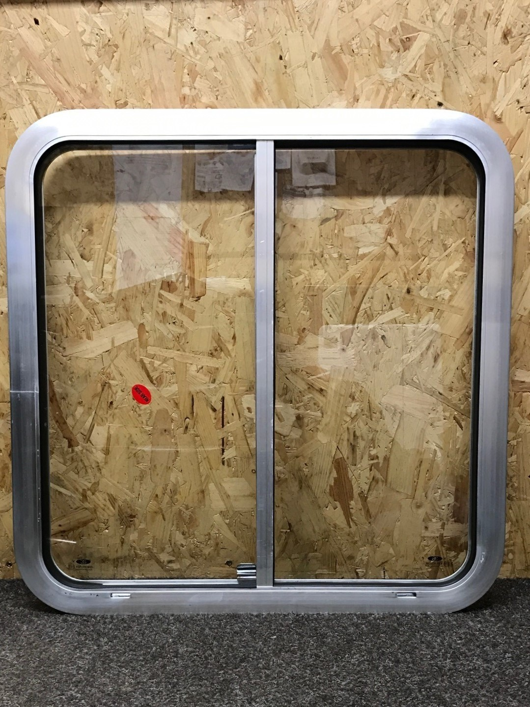 "24"" x 24"" Side Slider Window"