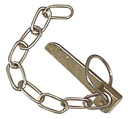 Flat Pin and Chain