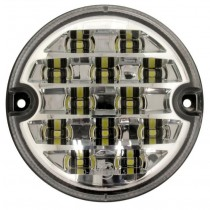 Clear Reflector LED Round Reverse Lamp