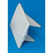Mains Flush Angled Inlet Replacement Flap & Pins