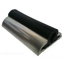 Type 3 Rub Rail - Marine Rubber Rub Insert