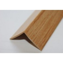 Angle Foiled Wood Trim