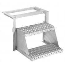 Heavy Duty Folding Step