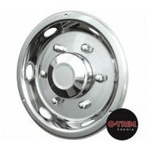 Deluxe Wheel Trims - Rear Set - 17.5""