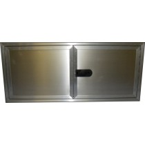 Locker Door - Standard Double Doors & Frame